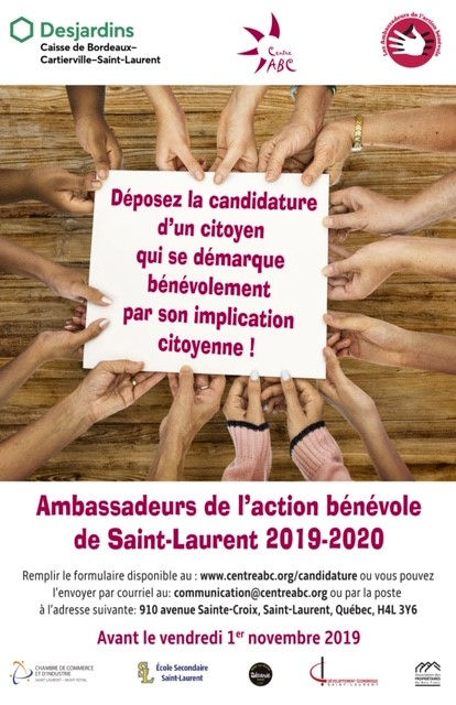 action benevole 2019